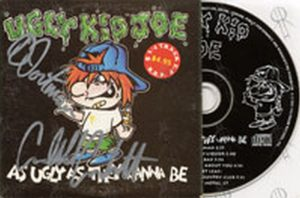 UGLY KID JOE - As Ugly As They Wanna Be - 1