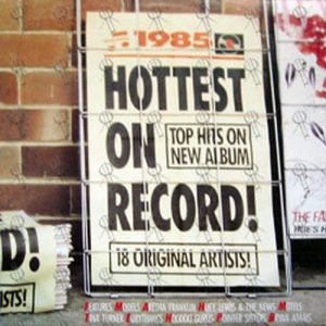 VARIOUS ARTISTS - 1985 Hottest On Record - 1