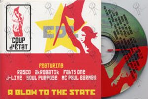 VARIOUS ARTISTS - A Blow To The State - 1