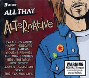VARIOUS ARTISTS - All That Alternative - 1