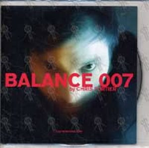VARIOUS ARTISTS - Balance 007 By Chris Fortier - 1