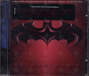 VARIOUS ARTISTS - Batman & Robin: Music From And Inspired By The 'Batman & Robin' Motion Picture - 1