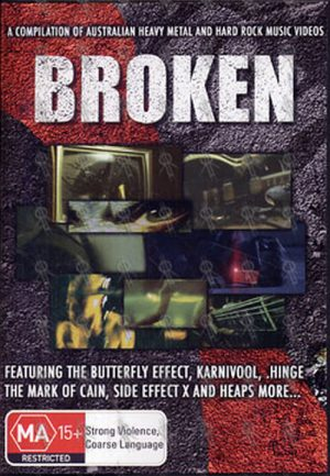 VARIOUS ARTISTS - Broken - 1