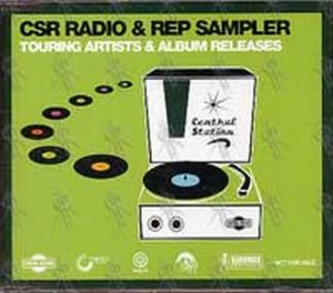 VARIOUS ARTISTS - CSR Radio & Rep Sampler - 1
