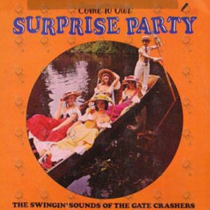 VARIOUS ARTISTS - Come To Our Suprise Party Vol. 4 - 1