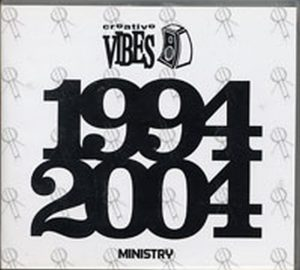 VARIOUS ARTISTS - Creative Vibes: 1994-2004 Ministry - 1