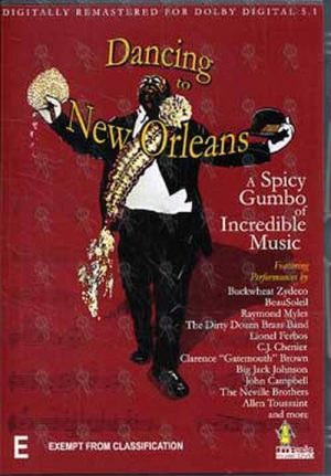 VARIOUS ARTISTS - Dancing To New Orleans - 1