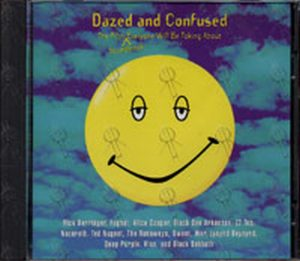 VARIOUS ARTISTS - Dazed And Confused Film Soundtrack - 1