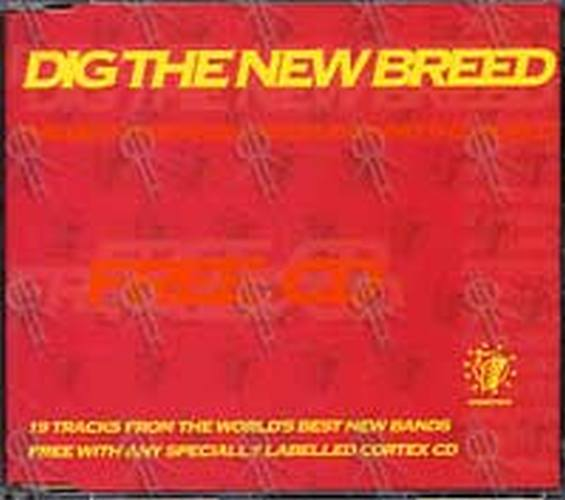 VARIOUS ARTISTS - Dig The New Breed - 1