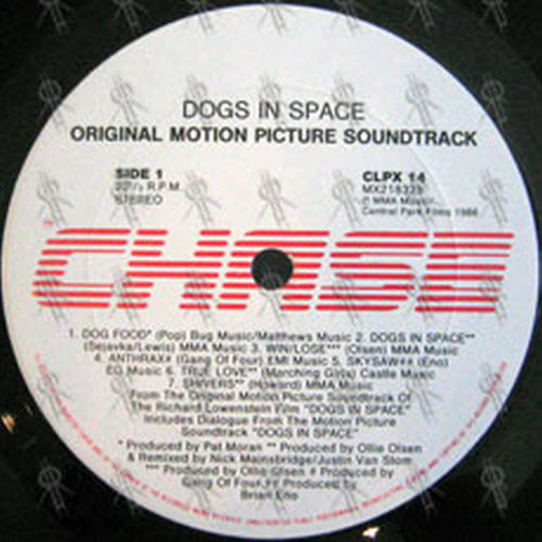 VARIOUS ARTISTS - Dogs In Space - 3