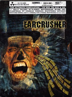 VARIOUS ARTISTS - Earcrusher - 1