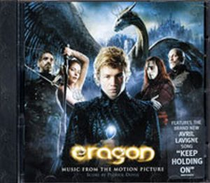 VARIOUS ARTISTS - Eragon: Music From The Motion Picture - 1