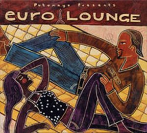 VARIOUS ARTISTS - Euro Lounge - 1
