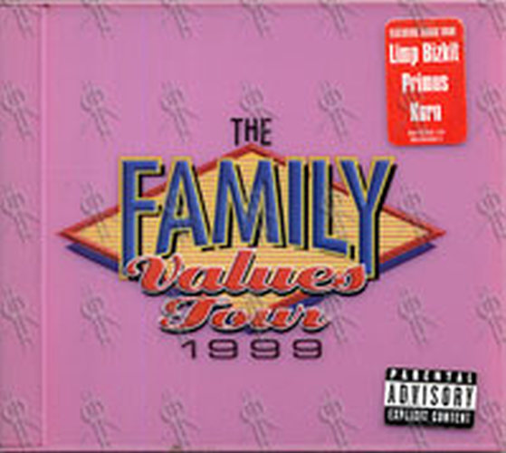 VARIOUS ARTISTS - Family Values 1999 - 1