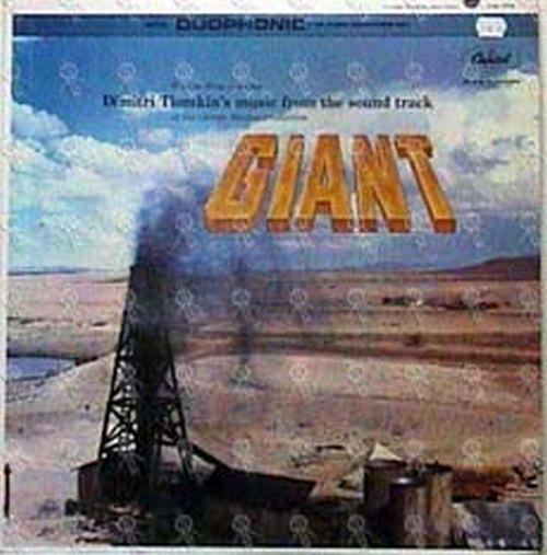 VARIOUS ARTISTS - Giant Soundtrack - 1