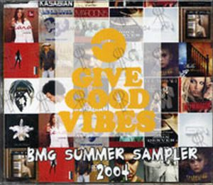 VARIOUS ARTISTS - Give Good Vibes - 1