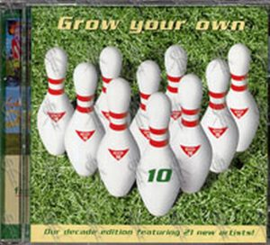 VARIOUS ARTISTS - Grow Your Own 10 - 1
