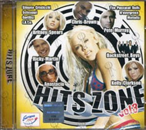 VARIOUS ARTISTS - Hits Zone Vol. 3 - 1