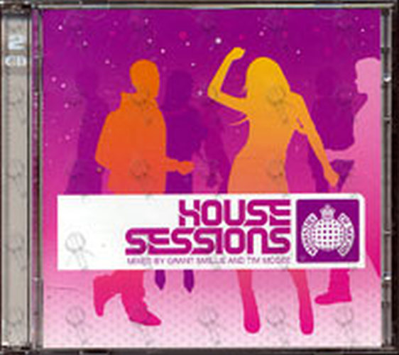 VARIOUS ARTISTS - House Sessions Mixed By Grant Smillie And Tim McGee - 3