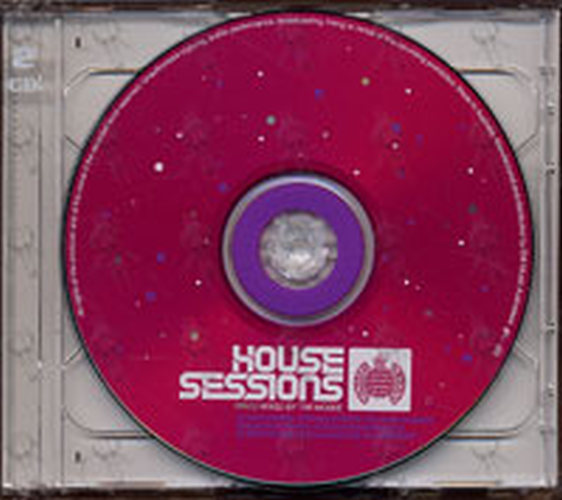 VARIOUS ARTISTS - House Sessions Mixed By Grant Smillie And Tim McGee - 6