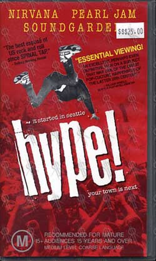 VARIOUS ARTISTS - Hype! (It Started In Seattle