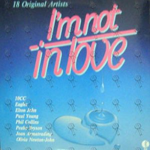 VARIOUS ARTISTS - I'm Not In Love - 1