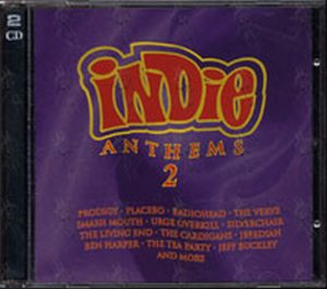 VARIOUS ARTISTS - Indie Anthems 2 - 1