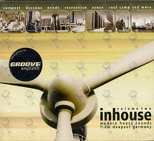 VARIOUS ARTISTS - Inhouse Volume Two - 1