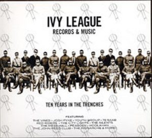 VARIOUS ARTISTS - Ivy League Records & Music: Ten Years In The Trenches - 1