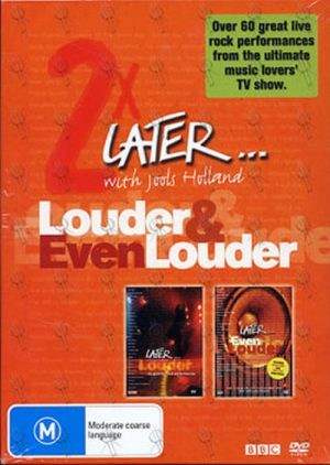 VARIOUS ARTISTS - Later With Jools Holland: Louder & Even Louder - 1