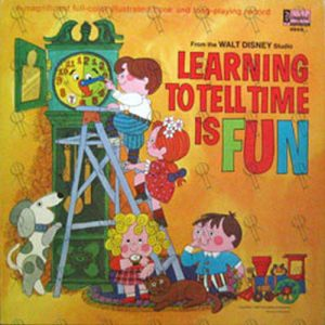 VARIOUS ARTISTS - Learning To Tell Time Is Fun - 1