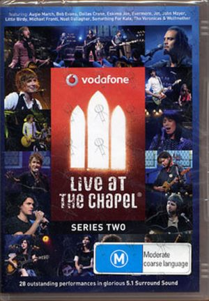 VARIOUS ARTISTS - Live At The Chapel Series Two - 1