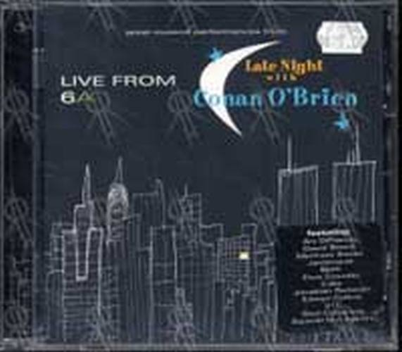 VARIOUS ARTISTS - Live From 6A: Late Night With Conan O'Brien - 1