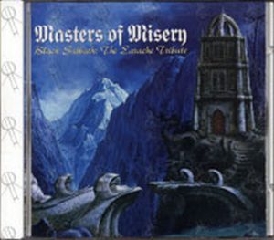 VARIOUS ARTISTS - Masters Of Misery - Black Sabbath: The Earache Tribute - 1