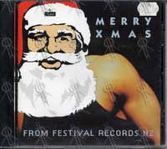 VARIOUS ARTISTS - Merry Xmas From Festival Records NZ - 1