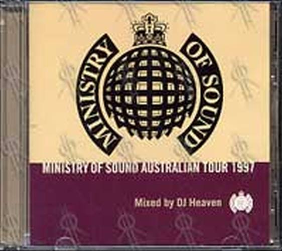 VARIOUS ARTISTS - Ministry Of Sound Australian Tour 1997 - 1