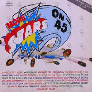 VARIOUS ARTISTS - More Stars On 45 - 1