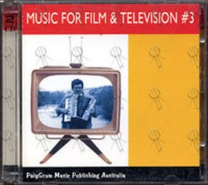 VARIOUS ARTISTS - Music For Film & Television #3 - 1