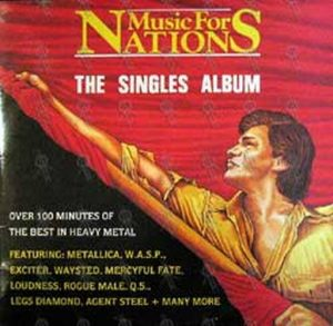 VARIOUS ARTISTS - Music For Nations: The Singles Album - 1