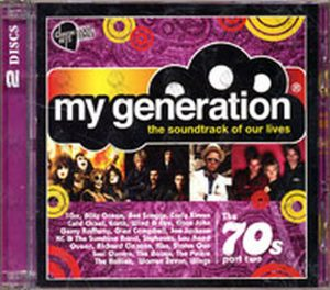 VARIOUS ARTISTS - My Generation - The Soundtrack Of Our Lives - 1