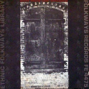 VARIOUS ARTISTS - Negro Prison Camp Worksongs - 1