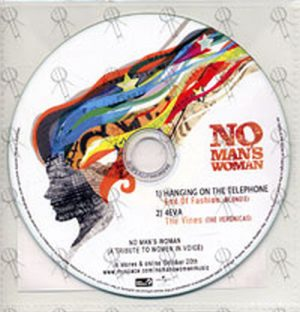 VARIOUS ARTISTS - No Man's Woman: A Tribute To Women In Voice - 1