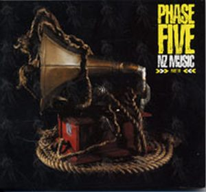 VARIOUS ARTISTS - Phase Five NZ Music Part 10 - 1