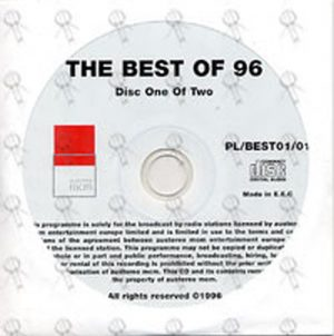 VARIOUS ARTISTS - 'Planet Live' - Best Of 96 Exclusive Radio Special - 1
