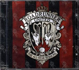 VARIOUS ARTISTS - Roadrunner United: The All-Star Sessions - 1