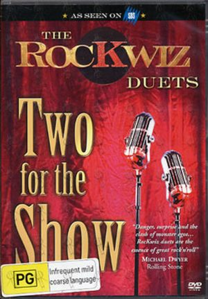 VARIOUS ARTISTS - RocKwiz Duets: Two For The Show - 1