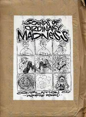 VARIOUS ARTISTS - Sounds Of Ordinary Madness - 1