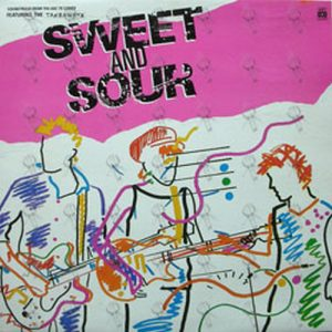 VARIOUS ARTISTS - Sweet And Sour - 1