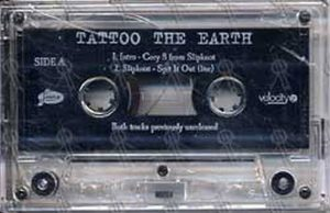 VARIOUS ARTISTS - Tattoo The Earth - 1