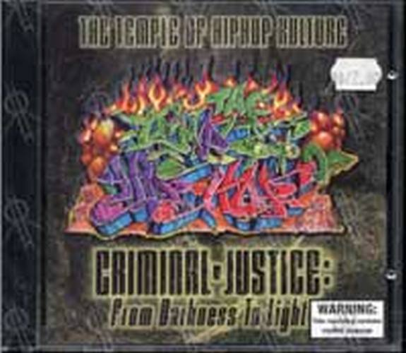VARIOUS ARTISTS - Temple Of Hiphop Kulture